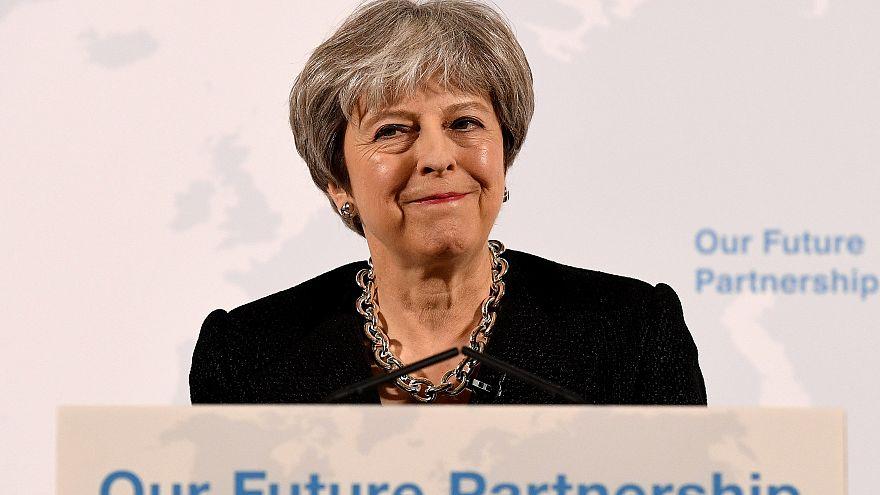 """Brexit-Rede von May: """"Lasst es uns anpacken"""""""