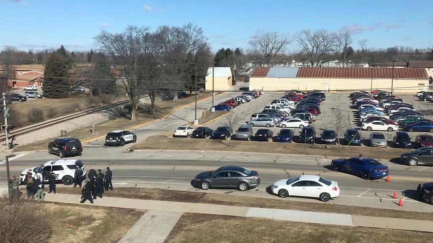 تیراندازی در محوطه دانشگاه میشیگان دو کشته برجای گذاشت
