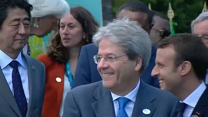 Paolo Gentiloni, az olasz kormányfő