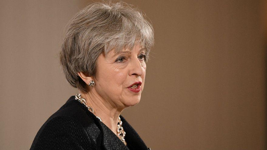 Read Theresa May's landmark Brexit address in full
