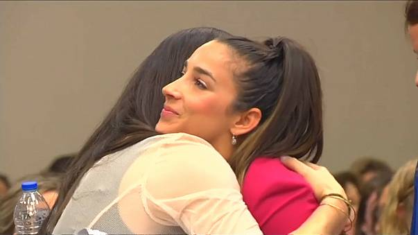 Aly Raisman acusa organismo de conivência e falta de apoio às vítimas
