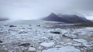 Procurar os antibióticos do futuro na Islândia