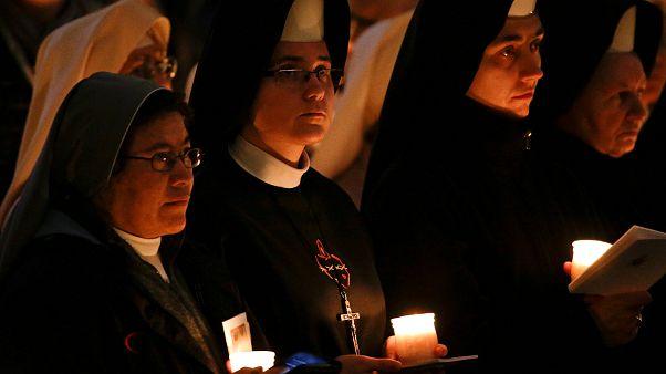 Soeurs du Vatican.