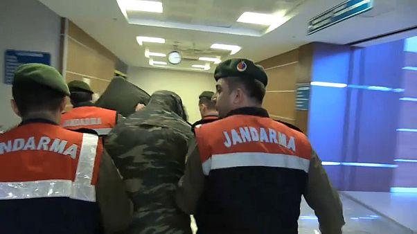 Греция ждёт возвращения заблудившихся пограничников
