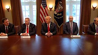 """Trade wars are good"" says Trump ahead of tariff hike"
