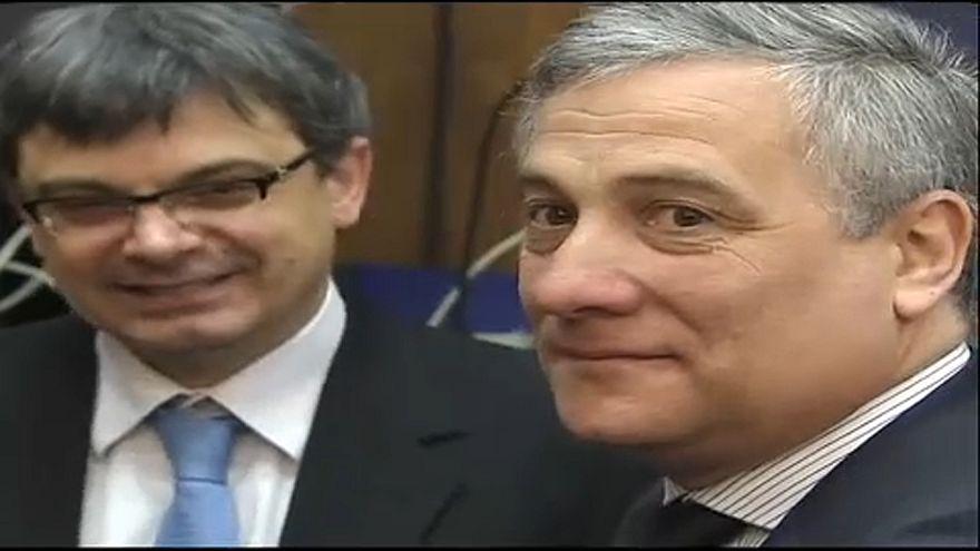 Olasz kormányfő lehet az Európai Parlament elnökéből