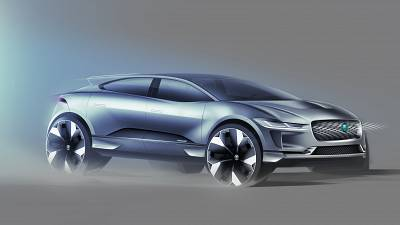 All you need to know about Jaguar's new electric car