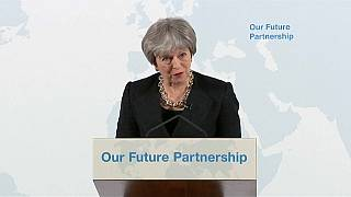 Theresa May reivindica unas relaciones justas comerciales y transparentes con la UE