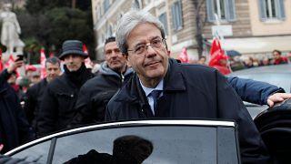 """Gentiloni: un """"italiano tranquilo"""" como primer ministro"""