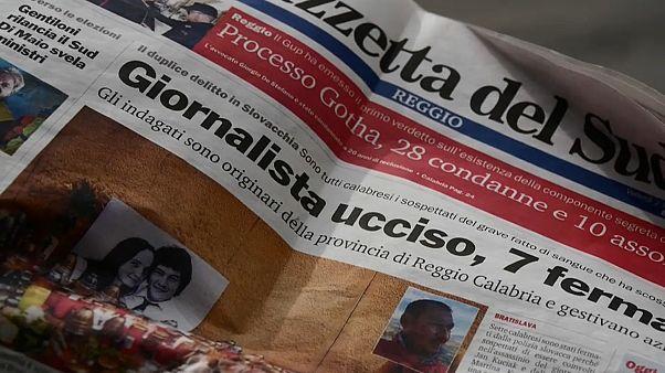L'inchiesta sul giornalista slovacco ucciso porta in Calabria