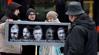 Σλοβακία: Η δολοφονία Κούτσιακ και η ιταλική μαφία