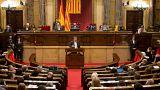 «Δεν έχει εξουσία η καταλανική κυβέρνηση από το εξωτερικό»