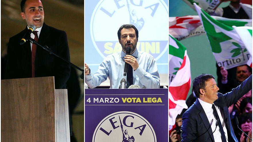 Fine campagna elettorale: gli ultimi comizi