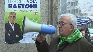 Protesta e indecisión ante las urnas