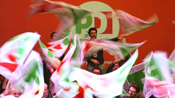 Fim da campanha para as eleições gerais  italianas