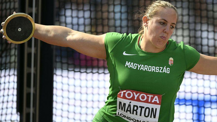 Márton Anita világbajnok lett