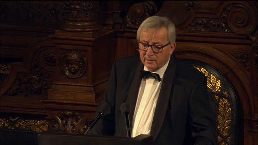 Juncker: hülyeség Trump kereskedelmi háborúja