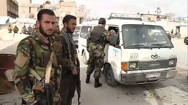 Folytatódnak a harcok Kelet-Gútában