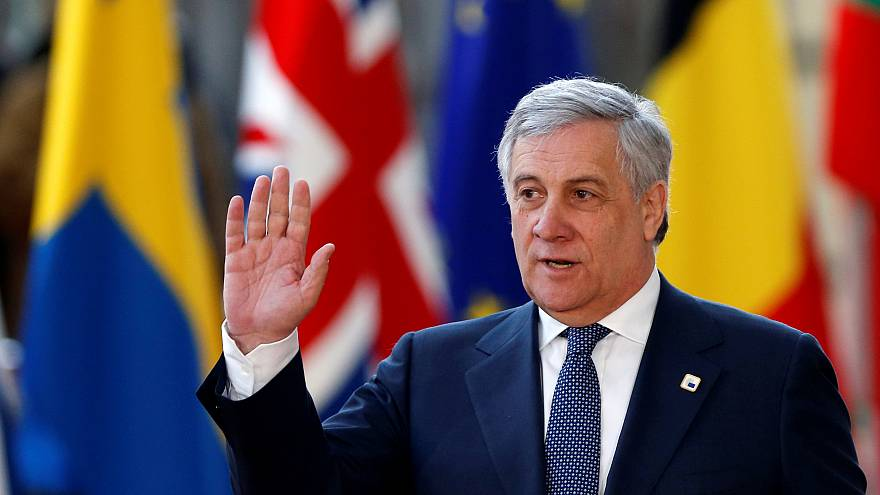 Antonio Tajani, seit langem ein Europäer