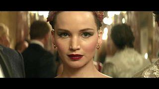 Vuelve Jennifer Lawrence con 'Gorrión Rojo'