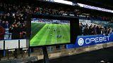 ویدئو چک در بازی منچستر-هادرسفیلد تاون در بازیهای جام حذفی