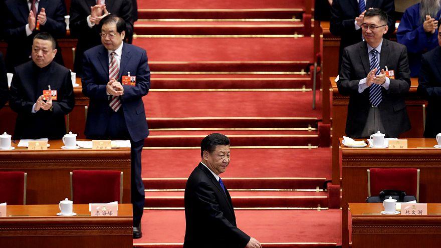 Chinas Volkskongress kommt zu Jahrestagung zusammen