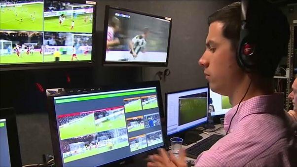 IFAB одобрил видеоповторы на ЧМ-2018