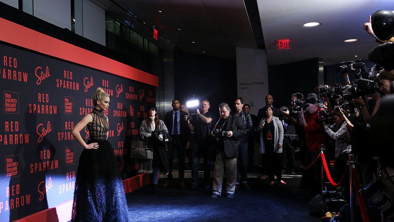 Jennifer Lawrence yine bir aksiyon filmle beyaz perdelere döndü