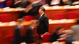 China abre trabalhos do Congresso Nacional do Povo