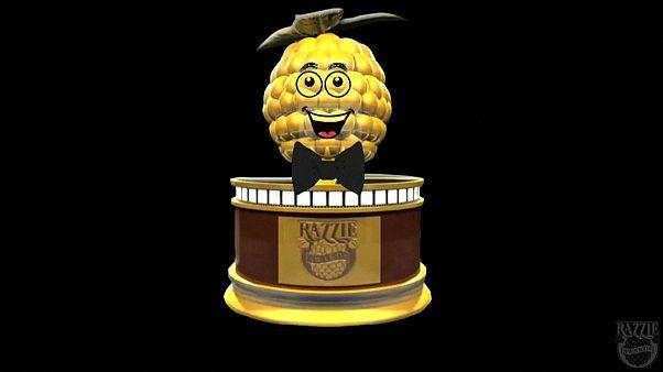 """فوز """"إيموجي موفي"""" بجائزة راتزي عن فئة أسوأ فيلم"""