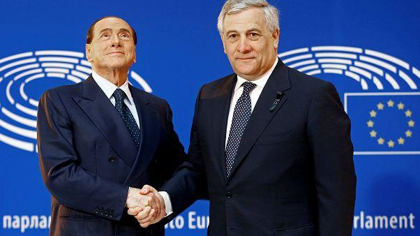 Αντόνιο Ταγιάνι: Η πολιτική πορεία του εκλεκτού του Μπερλουσκόνι