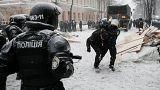 Συλλήψεις και τραυματίες σε διαδήλωση κατά της διαφθοράς στην Ουκρανία