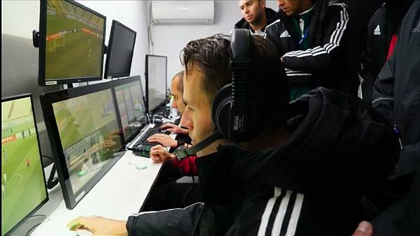 VAR: video assistant referees set to be used at World Cup in Russia