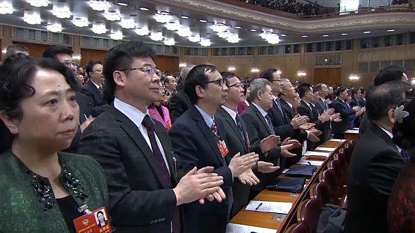 Китай меняет конституцию