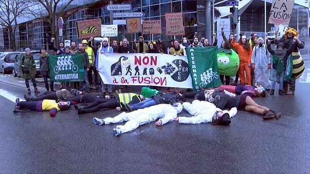 Экологи протестуют против «пестицидного брака»