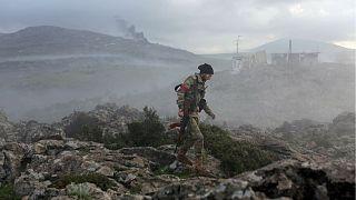 Afrin: dozens of fighters killed in Turkish air strike