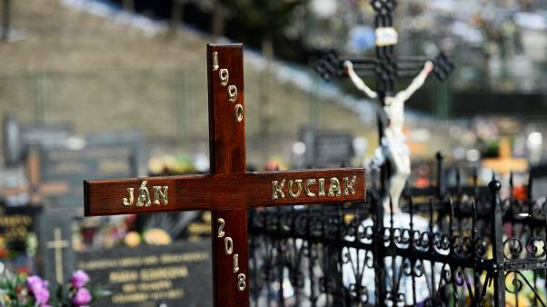 Σλοβακία: Κηδεύτηκε ο δολοφονηθείς δημοσιογράφος