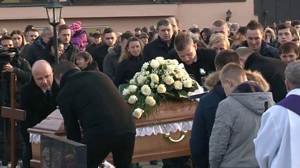 Ermordeter slowakischer Journalist beigesetzt