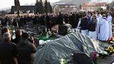 enterrement du journaliste slovaque assassiné Jan Kuciak