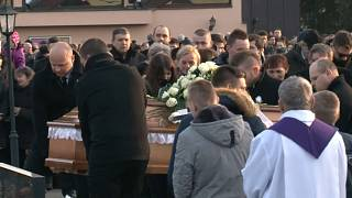 Словакия простилась с Яном Куциаком