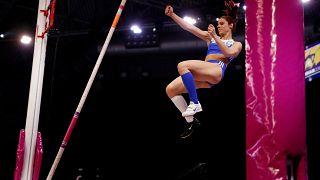 «Χάλκινη» η Κατερίνα Στεφανίδη στο Παγκόσμιο πρωτάθλημα