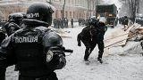 Ουκρανία: Αστυνομική επιχείρηση εναντίον υποστηρικτών του Σαακασβίλι