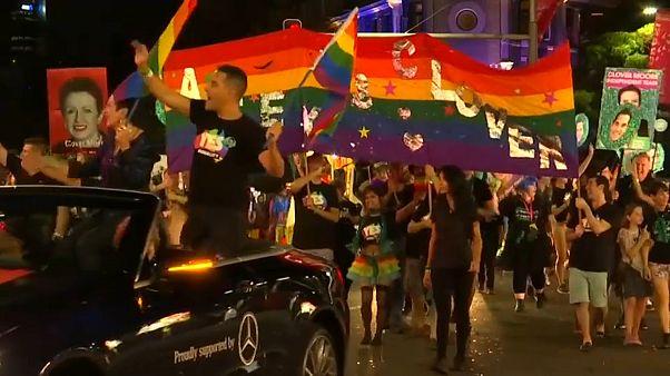 Сиднейский парад: крупнейший в мире