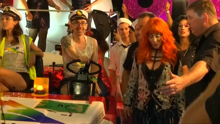 Sídney celebra su Mardi Gras