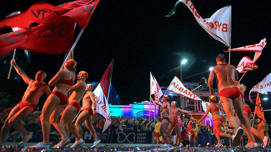 Αυστραλία: 40 χρόνια από την πρώτη «Mardi Gras»