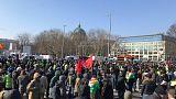 Berlin: Demo gegen Afrin-Offensive der Türkei