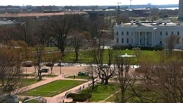 Homem morre com tiro no exterior da Casa Branca