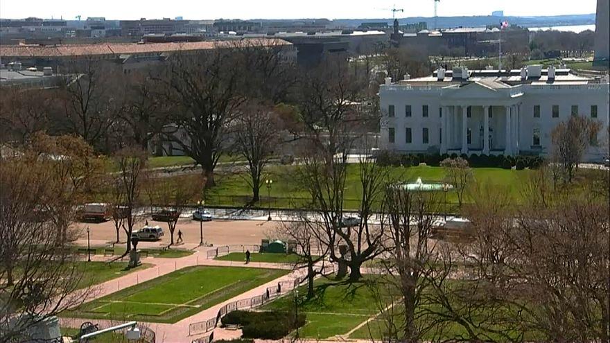 Selbstmord vor dem White House