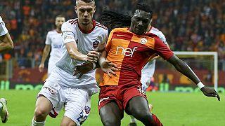 Galatasaray gol oldu yağdı 0-7