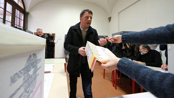 Itália já vota num novo governo